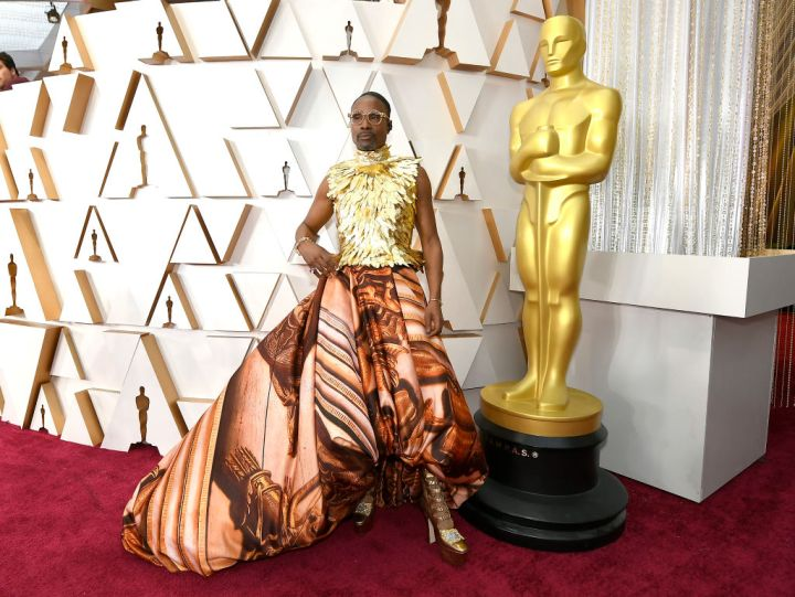 BILLY PORTER AT THE 92ND ANNUAL ACADEMY AWARDS, 2020
