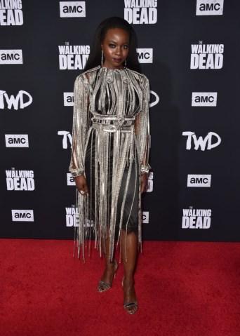"Special Screening Of AMC's ""The Walking Dead"" Season 10 - Arrivals"