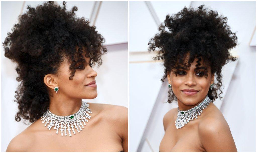 Zazie Beets Oscar 2020