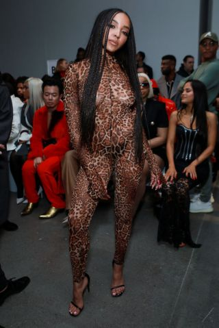 Laquan Smith - Front Row - February 2020 - New York Fashion Week