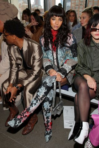 Private Policy - Front Row - February 2020 - New York Fashion Week: The Shows