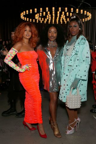 Christopher John Rogers - Front Row - February 2020 - New York Fashion Week: The Shows