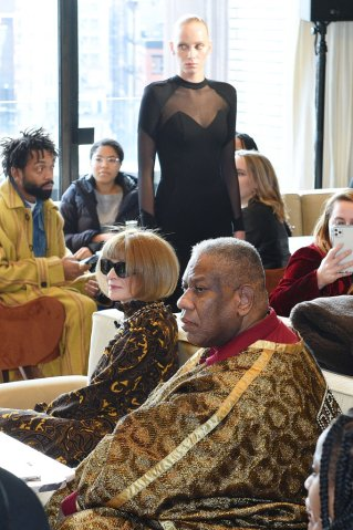 IMG NYFW: The Shows 2020 Partners - February 12
