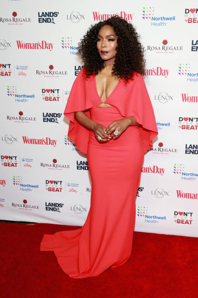 Angela Bassett, 2019 Red Dress Awards