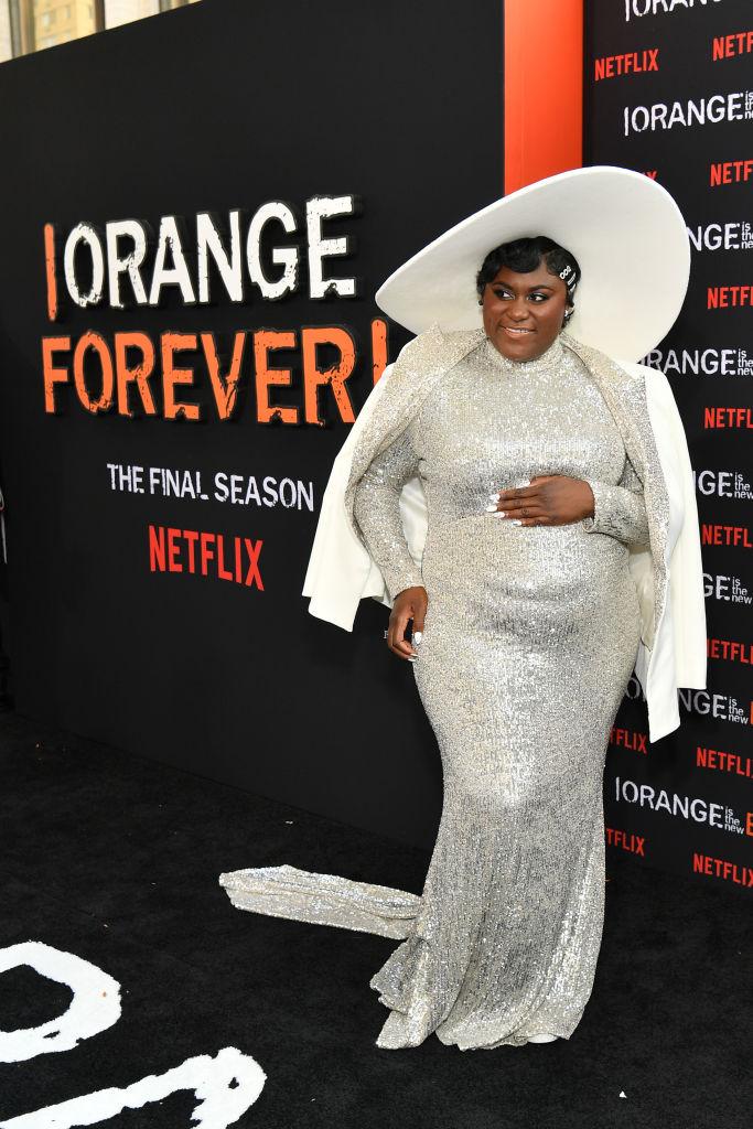 "Danielle Brooks , 2019 Netflix's ""Orange is the New Black"" Season 7 Premiere"