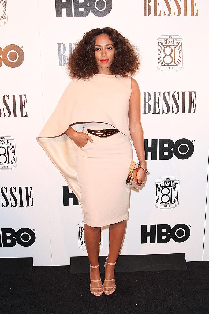 Solange, 2015 HBO Bessie 81 Tour