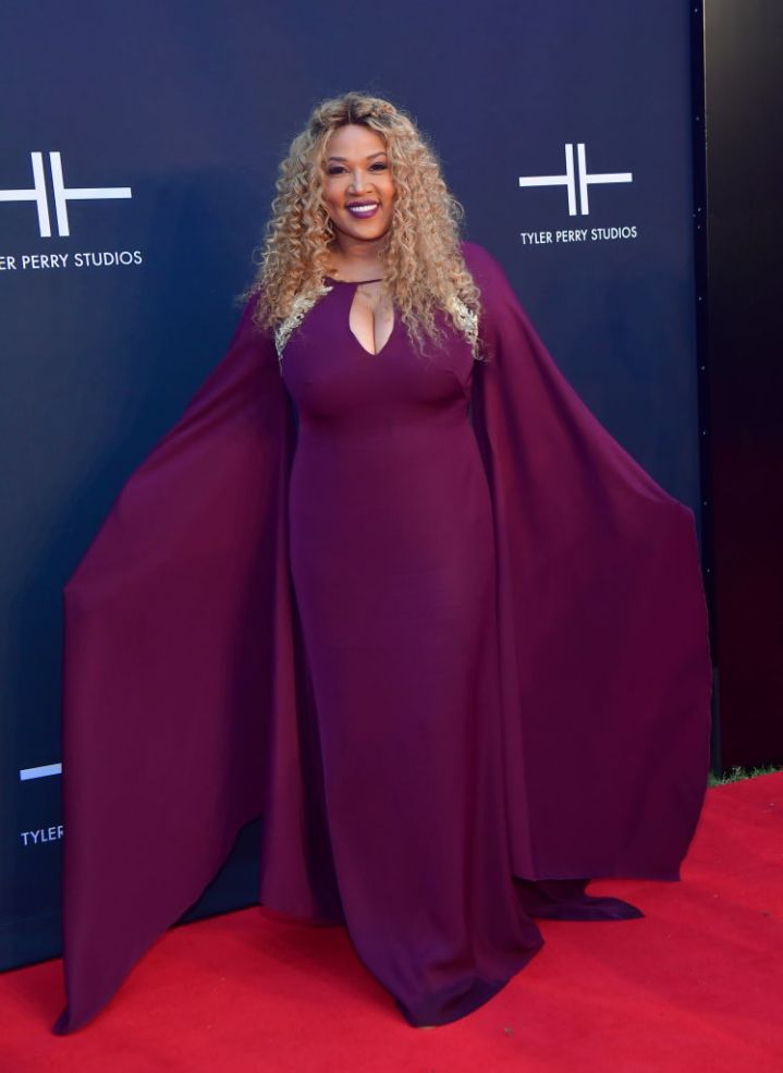 Kym Whitley, 2019 Tyler Perry Studios Grand Opening Gala