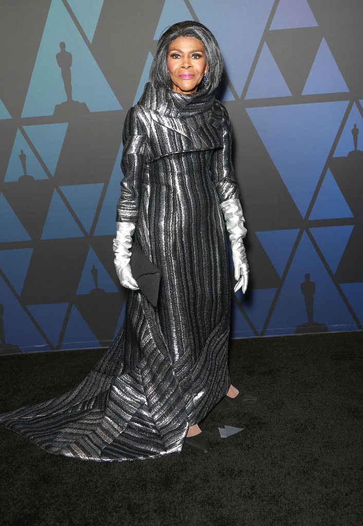 Cicely Tyson, 2018 Governors Awards Ball