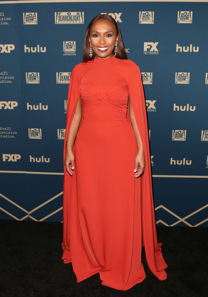 Janet Mock, FOX, FX and Hulu 2019 Golden Globe Awards After-Party