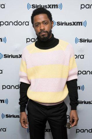 Celebrities Visit SiriusXM - February 10, 2020