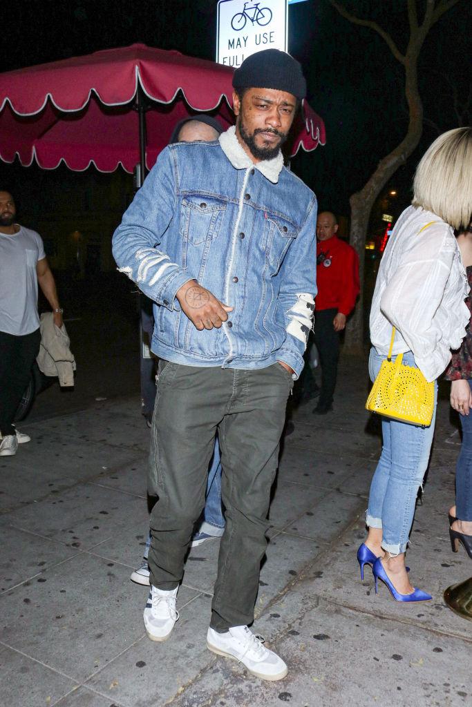 Celebrity Sightings In Los Angeles - February 02, 2020