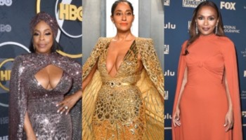 Capes, Niecy Nash, Tracee Ellis Ross, Janet Mock