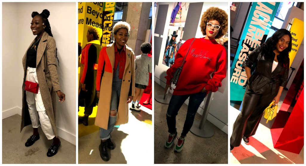 Essence Fashion House Collage
