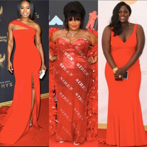 Black Women In Red