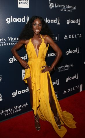 28th Annual GLAAD Media Awards - Arrivals