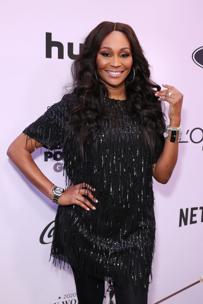 CYNTHIA BAILEY AT THE 13TH ANNUAL ESSENCE BLACK WOMEN IN HOLLYWOOD AWARDS LUNCHEON, 2020