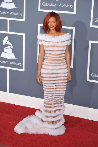 USA - 53rd Annual Grammy Awards - arrivals
