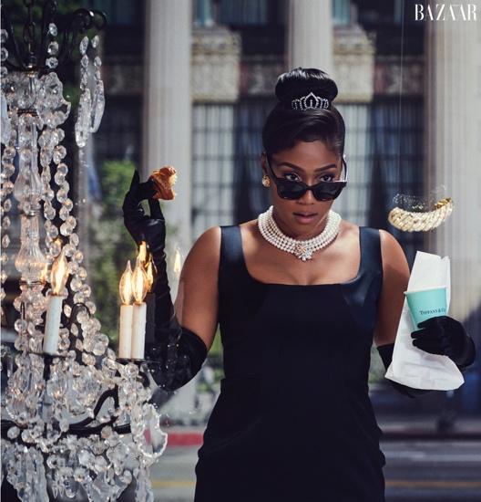 Harper's Bazaar Tiffany Haddish