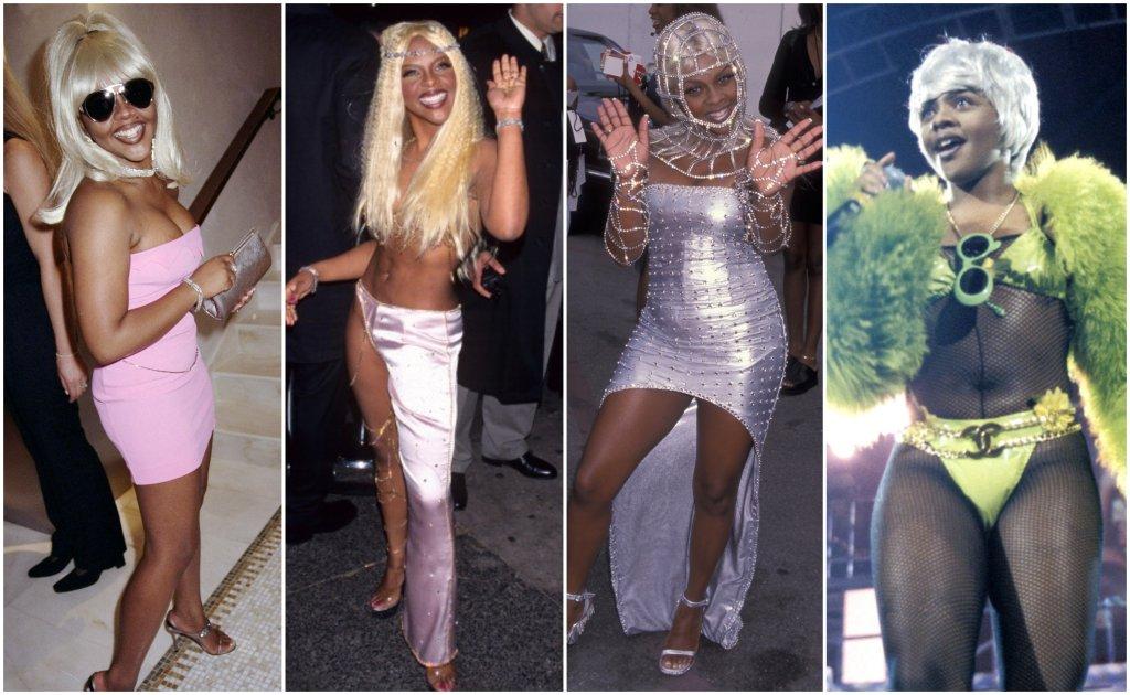 Lil Kim Fashions