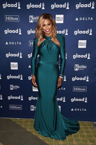 27th Annual GLAAD Media Awards In New York - Backstage