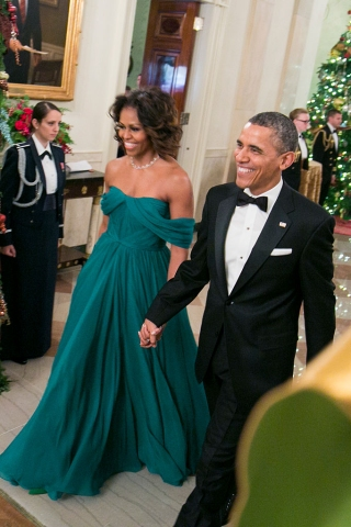 DC: President Obama Hosts Kennedy Center Honorees At The White House