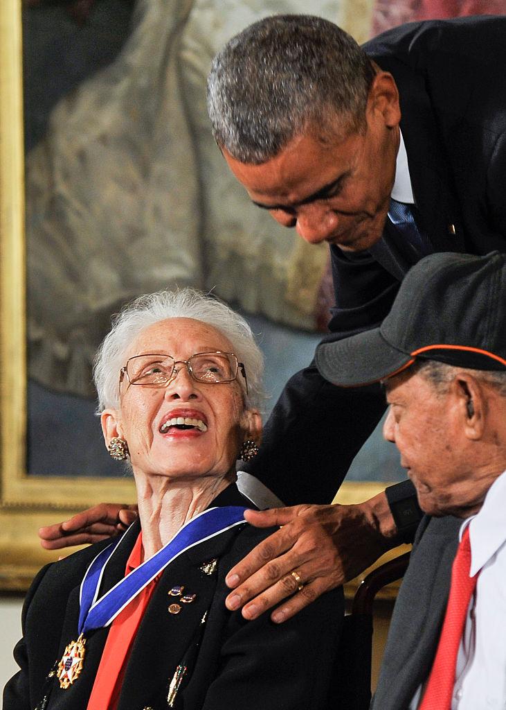 2015 Presidential Medal Of Freedom Ceremony