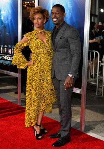 "Premiere Of 20th Century Fox's ""Breakthrough"" - Red Carpet"