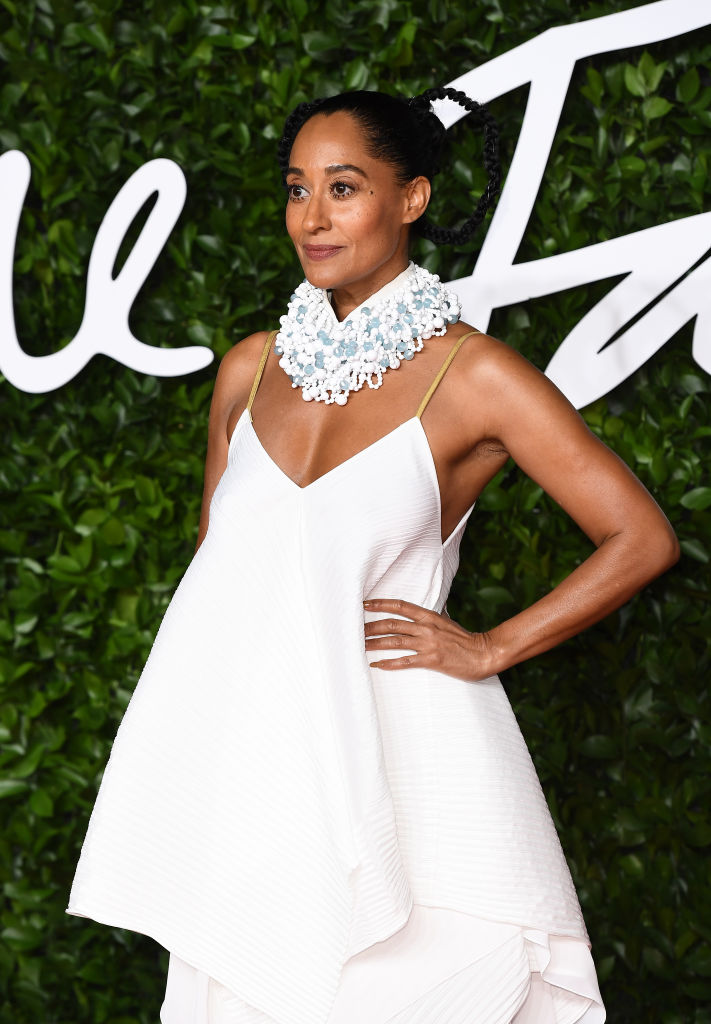 TRACEE ELLIS ROSS AT THE FASHION AWARDS, 2019