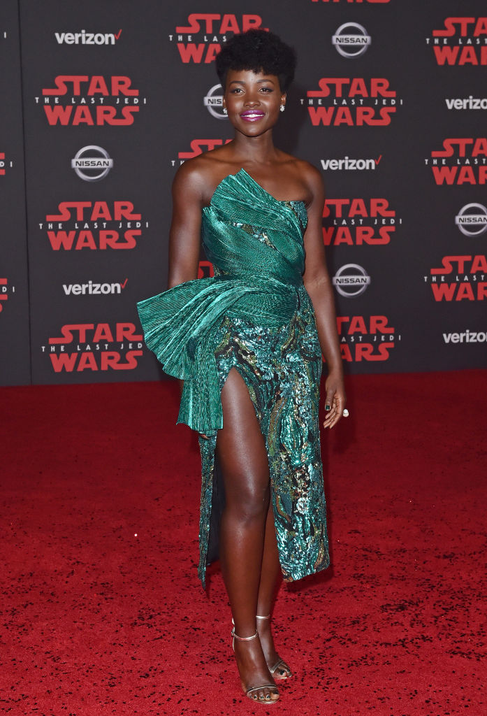 Los Angeles premiere of 'Star Wars: The Last Jedi' , 2017