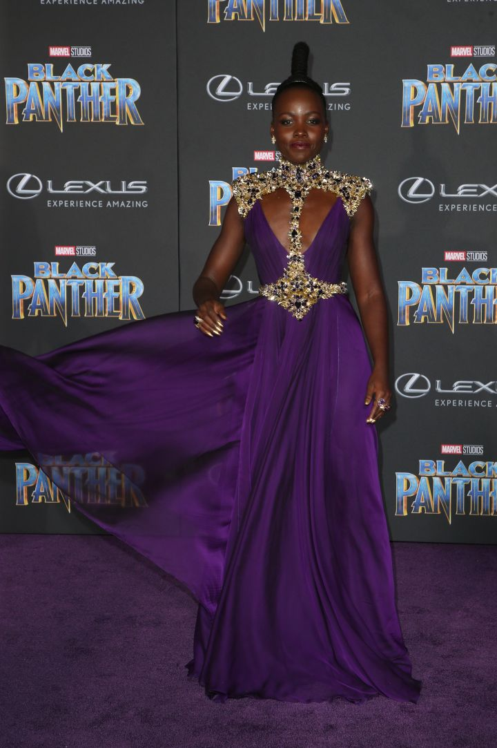 World Premiere of Marvel Studios Black Panther, 2018