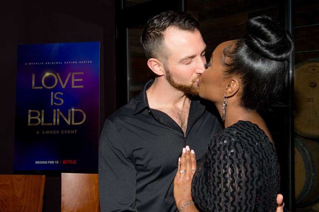 Netflix's Love Is Blind VIP Viewing Party In Atlanta