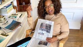 Oprah Leg sleeve