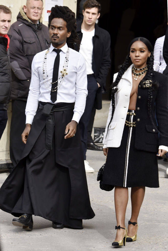 Chic AF In Chanel