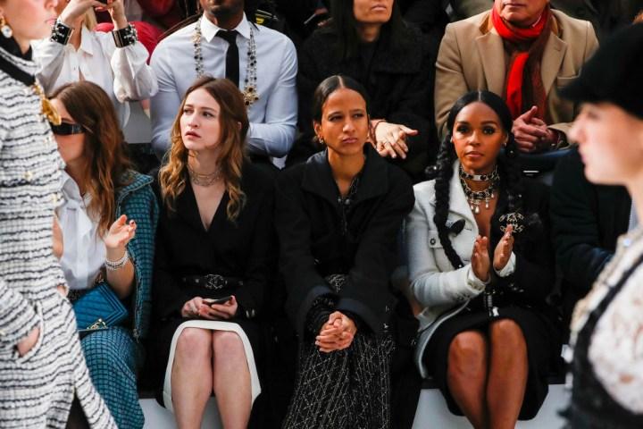 Chanel : Details - Paris Fashion Week Womenswear Fall/Winter 2020/2021