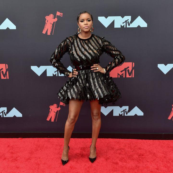 LETOYA LUCKETT AT THE MTV VIDEO MUSIC AWARDS, 2019