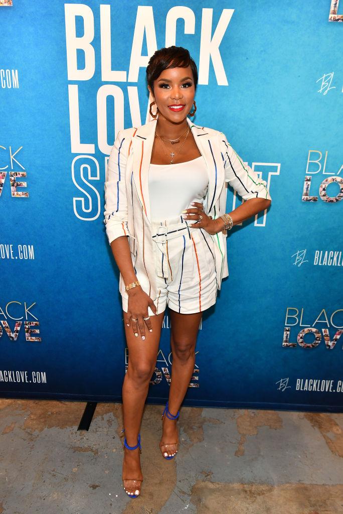 LETOYA LUCKETT AT THE BLACK LOVE SUMMIT, 2019