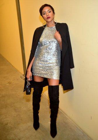 Letoya Luckett Birthday Celebration Hosted by Keri Hilson