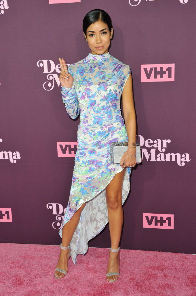 """JHENE AIKO AT VH1'S 3RD ANNUAL """"DEAR MAMA: A LOVE LETTER TO MOMS"""" EVENT, 2018"""