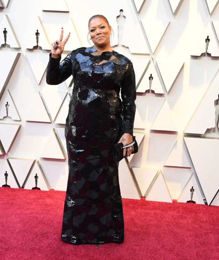 QUEEN LATIFAH AT THE 91ST ANNUAL ACADEMY AWARDS, 2019