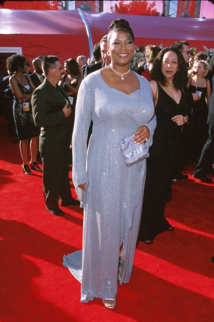 QUEEN LATIFAH AT THE 72ND ANNUAL ACADEMY AWARDS, 2000