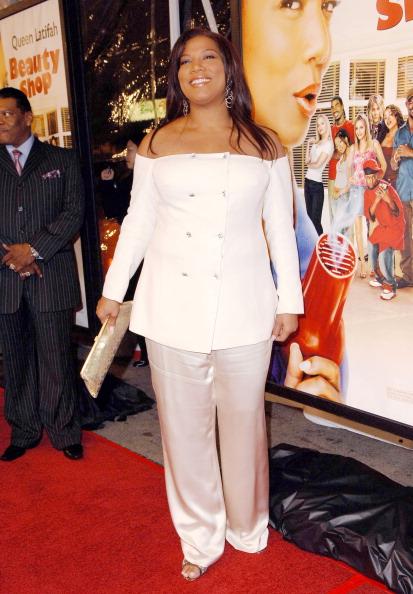 QUEEN LATIFAH AT THE BEAUTY SHOP WORLD PREMIERE, 2005