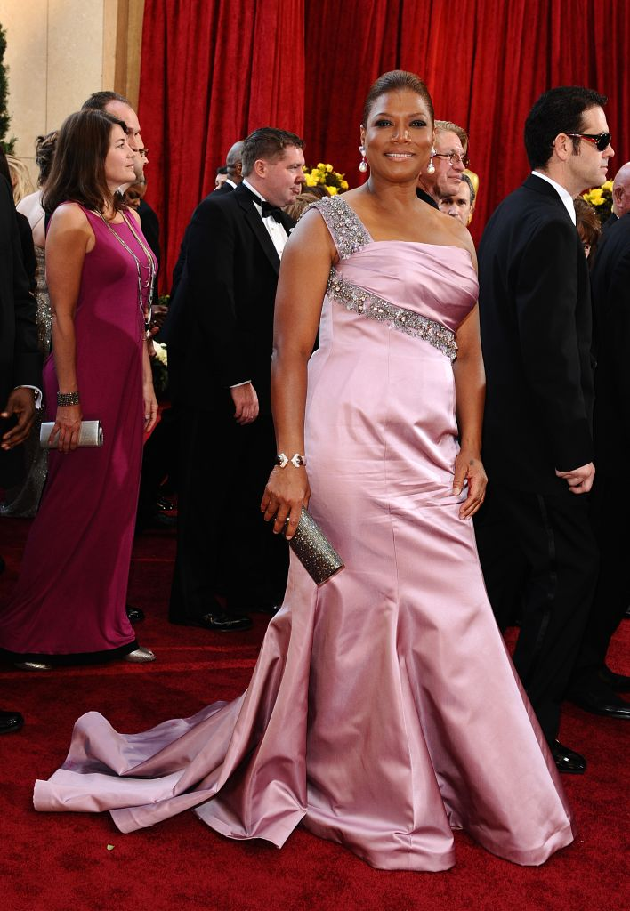 QUEEN LATIFAH AT THE 82ND ACADEMY AWARDS, 2010
