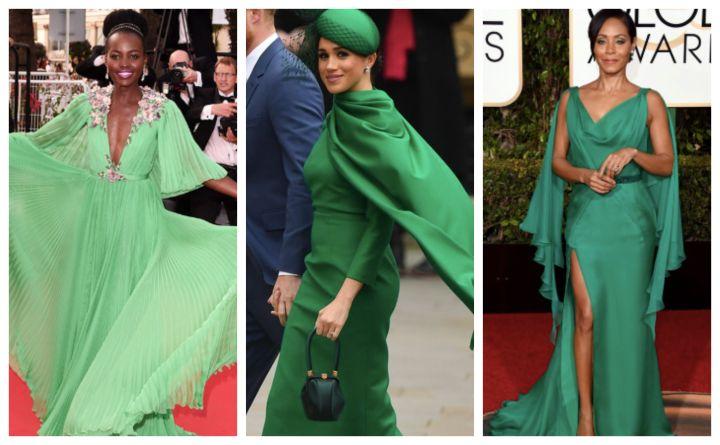 Black women in Green