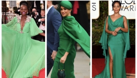 Black women in Green