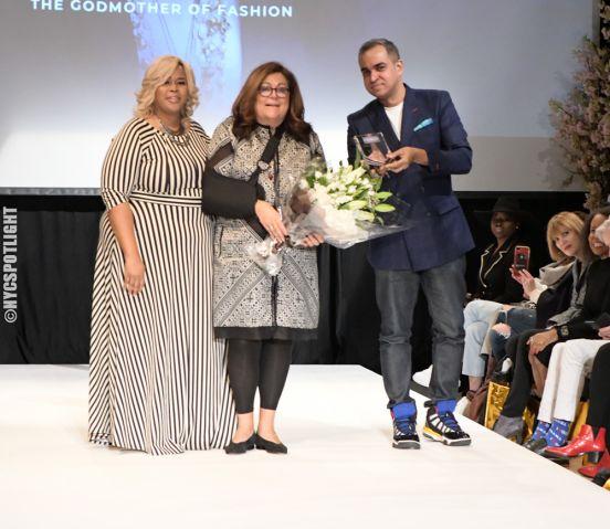Dionne Williams, Fern Mallis, Bibhu Mohapatra