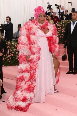 The 2019 Met Gala Celebrating Camp: Notes On Fashion