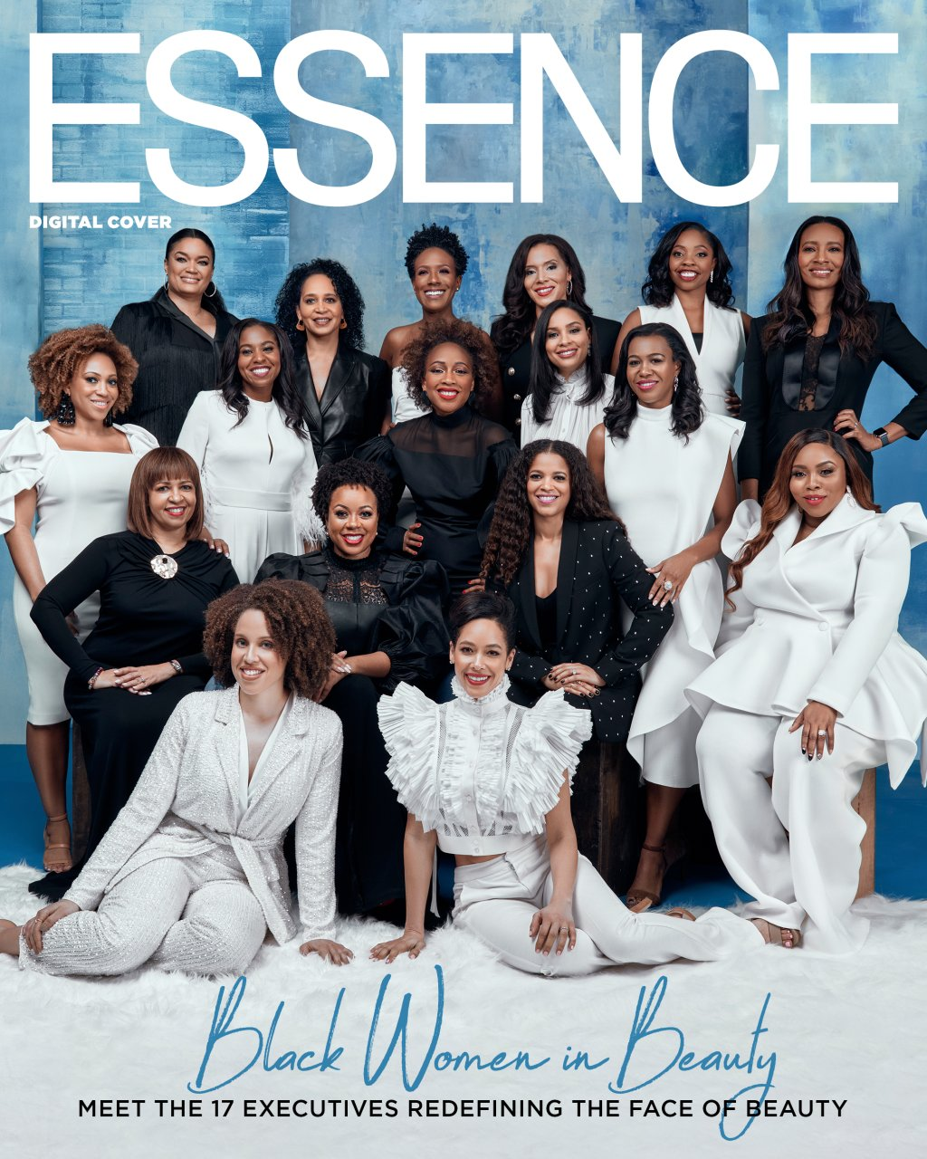 Essence Magazine Digital Cover