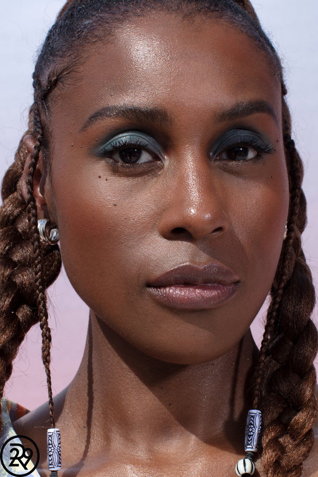 (Un)Cover Story: Issa Rae for Refinery29