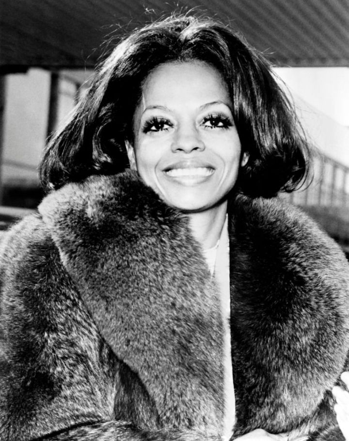 DIANA ROSS IN LONDON, 1973