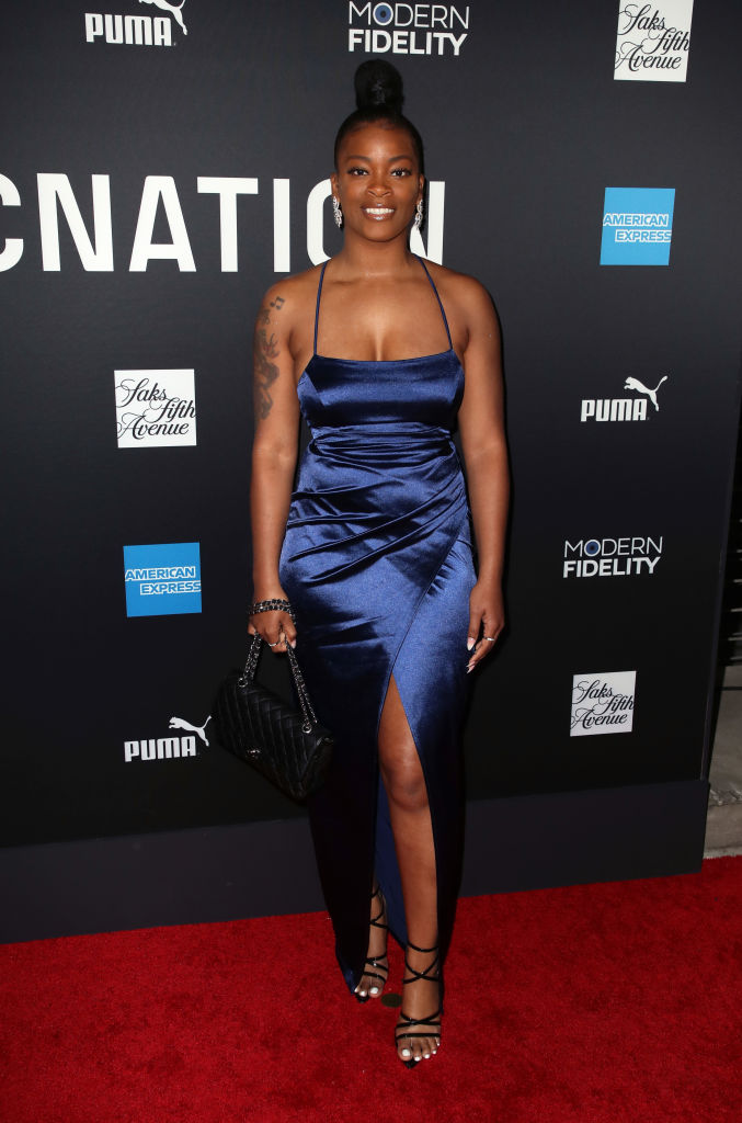 ARI LENNOX AT ROC NATION'S THE BRUNCH, 2020